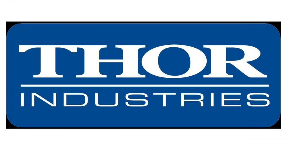Positiv försäljning för Thor Industries