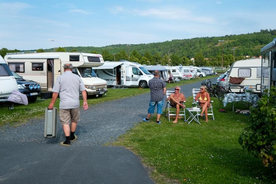 Nytt rekord för svensk camping
