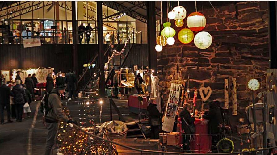 Huseby Bruk lockar med Nordens största julmässa