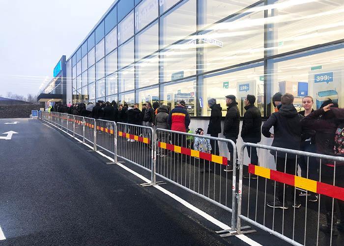 Biltema i Nässjö invigt