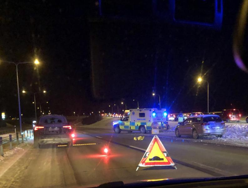 Säker trafik i Norge
