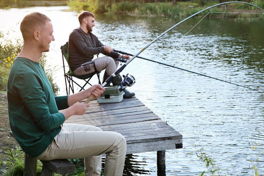 Rönne å och Ringsjöarna ska bli laxfiskecentrum