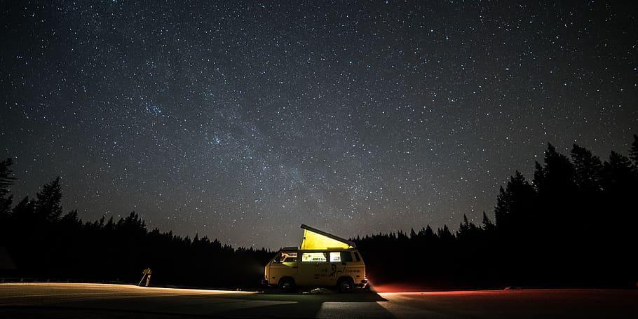 Campingliv börjar övergå till en livsstil