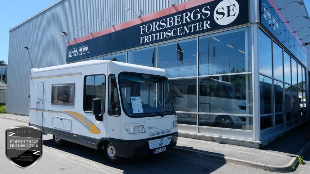 Forsbergs Fritidscenter blir Certifierad Verkstad
