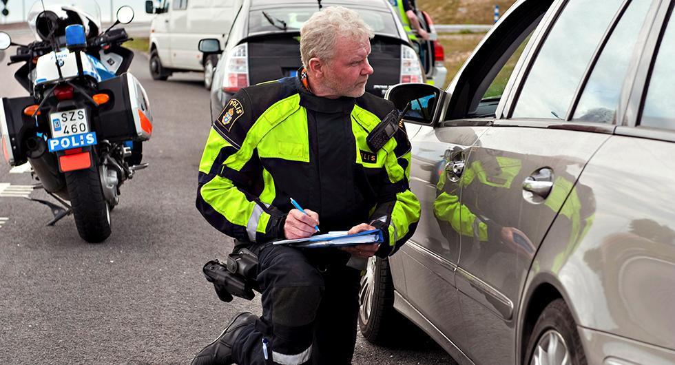 Säkrare trafik och fler återkallade körkort 2019