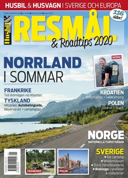 Resmål & Roadtips 2020