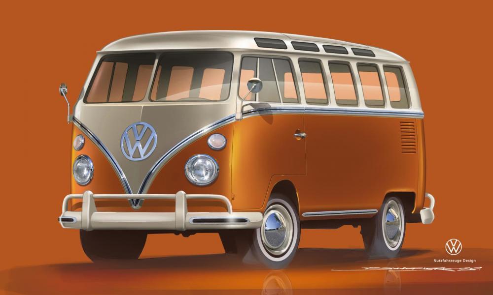 VW tar oss tillbaka till framtiden