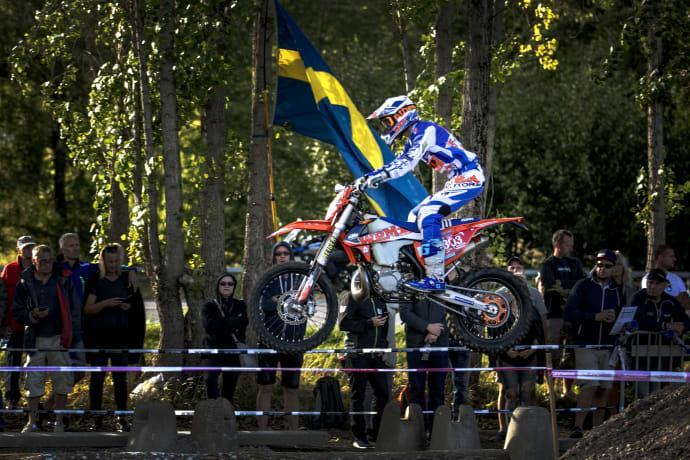 Motorfest med VM i Skövde