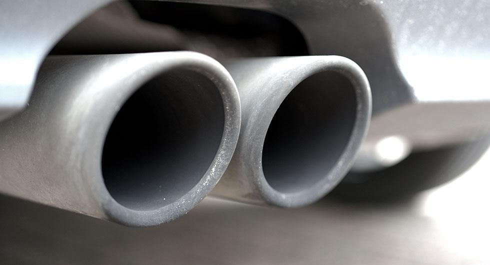 Minskade utsläpp från vägtrafiken 2019