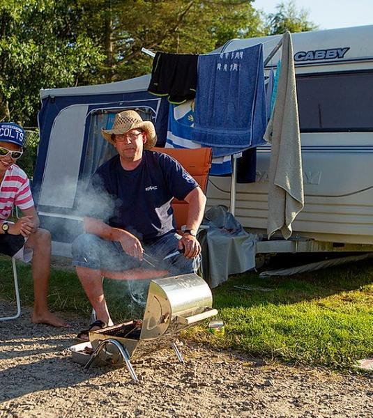 Bra med bokningar på campingar