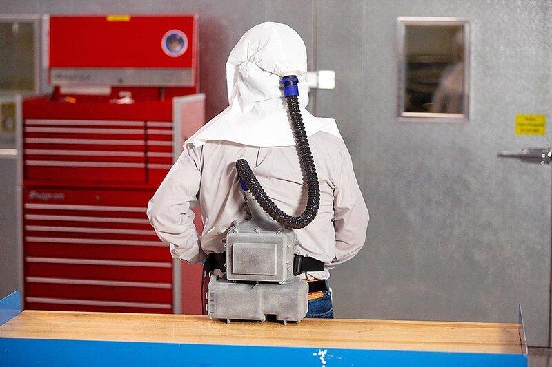 Ford producerar skyddsutrustning mot corona
