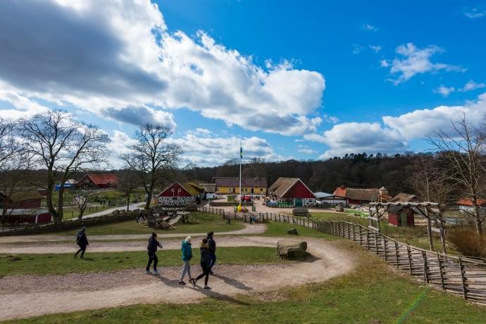 Skånes Djurpark får utökade öppettider