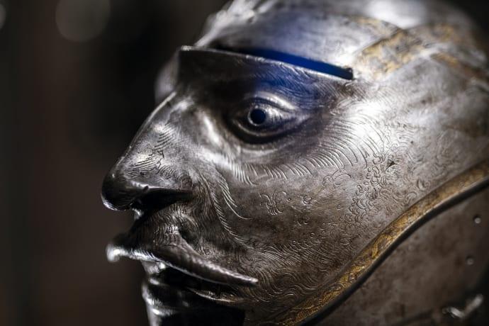 Gustav Vasa intar Kalmar slott