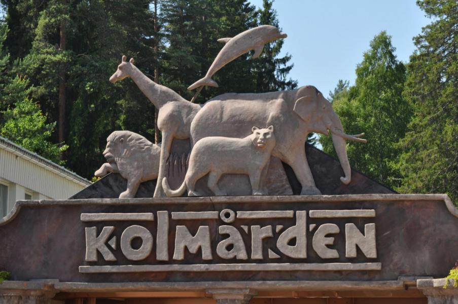 Kolmården öppnar djurparken