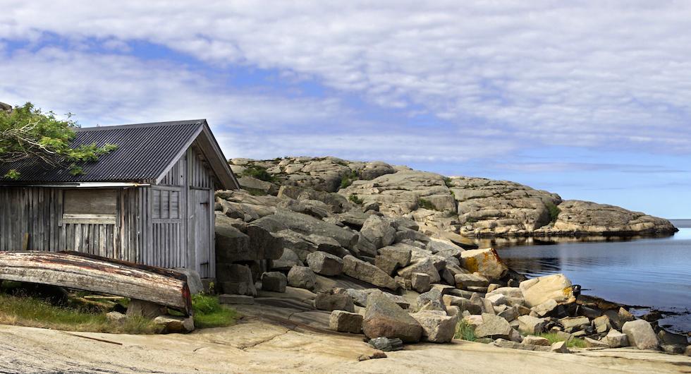 Det ligger något storartat över är Ramsvik naturreservat. Här frodas friluftslivet.