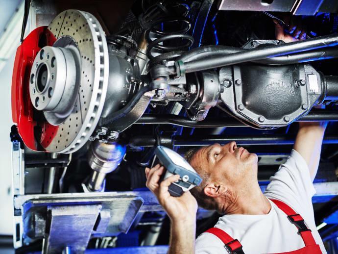 SFVF vill ha ROT-avdrag för bilreparationer
