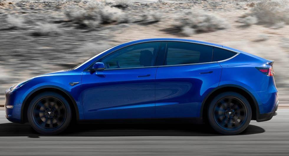 Teslas SUV Y kan få drag för 60 000
