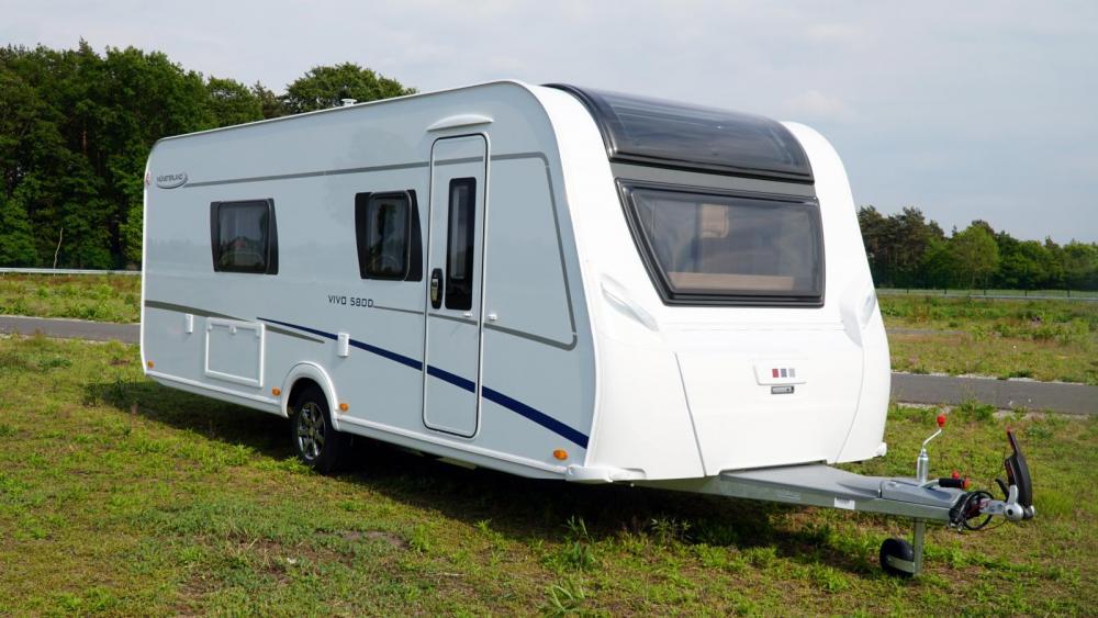 LMC jubilerar med rikligt utrustad husvagn