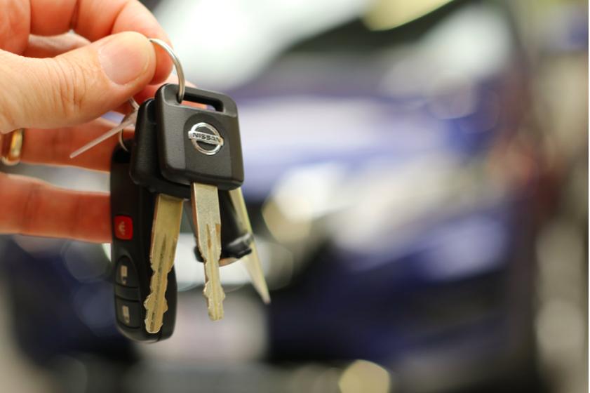 Hög försäljning av begagnade bilar