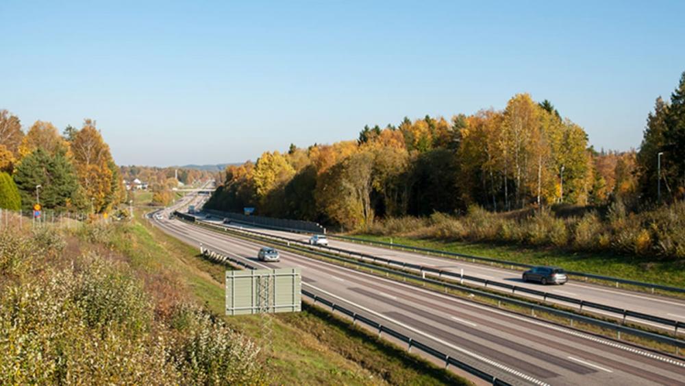 MRF pekar på ökad biltrafik och bristande vägunderhåll