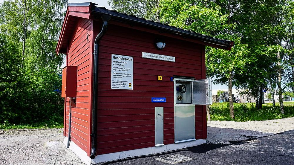 Färskvatten i Örebro