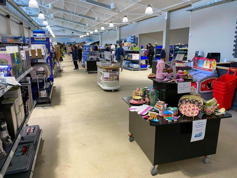 Campingtillbehör 4U öppnar butik i Sundsvall