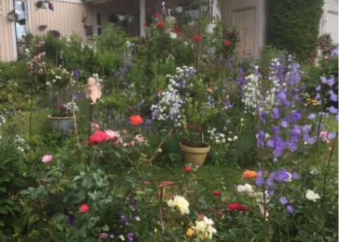 Tusen Trädgårdar 2020 bjuder in till besök