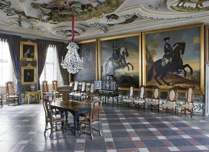 Skoklosters slott öppnar 15 juni