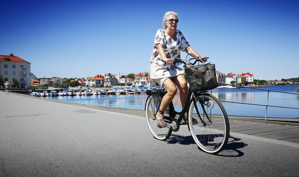 Karlskrona by Bike – vi utforskar cykelleder och ställplatser