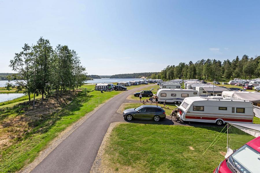 Campingar kan bli lika välbesökta i år som 2019