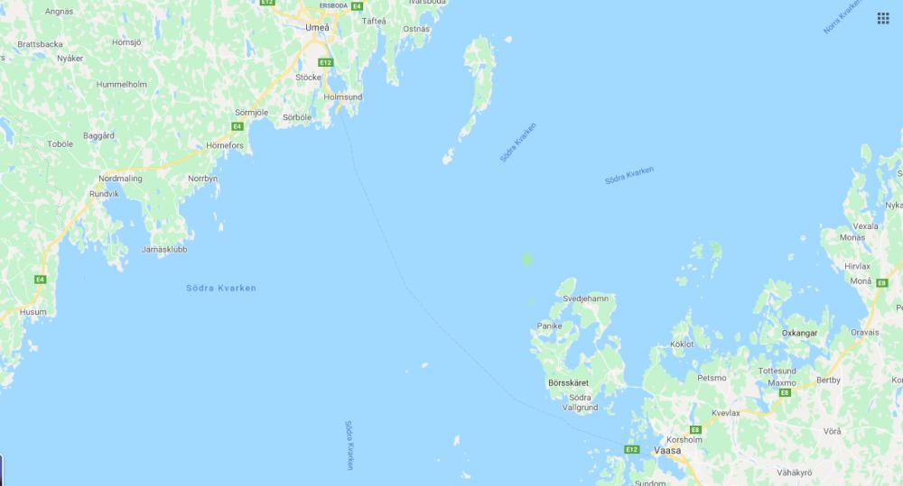 Ny utredning föreslår bro till Finland