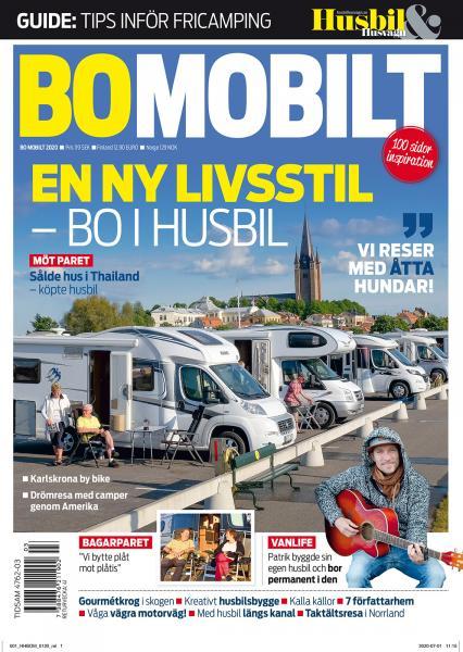 NY TIDNING: Bo Mobilt 2020