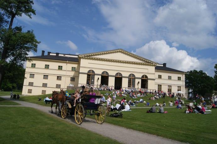 Drottningholmsteatern bjuder in till 300-årsfest