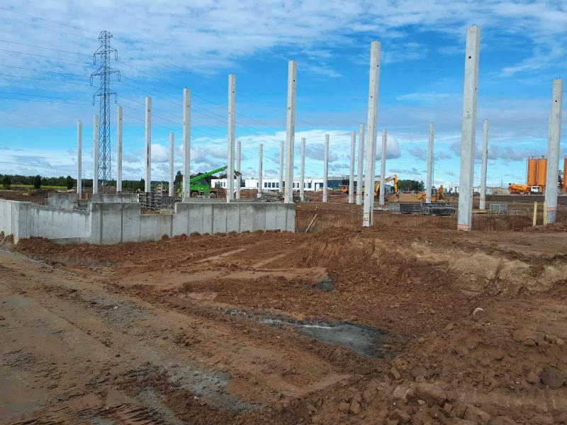 Isabella bygger ny fabrik i Polen