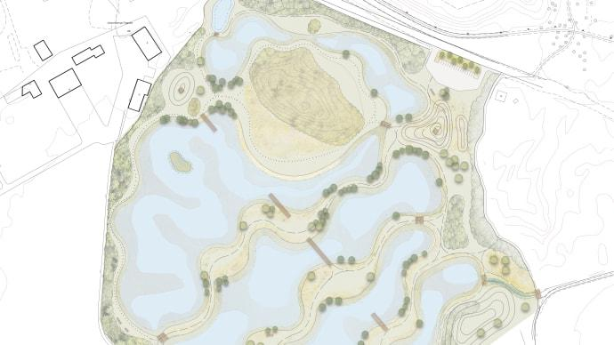 Spännande vattenpark ska skapas i Västerås