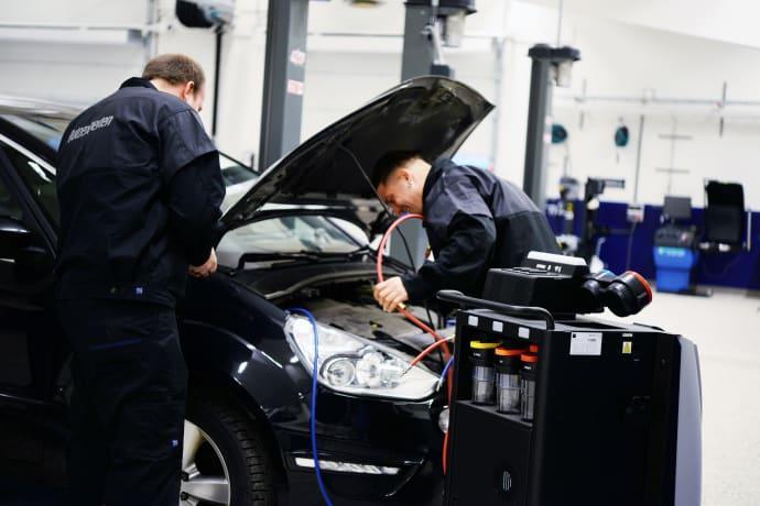 Nytt samarbete mellan Autoexperten och Biluppgifter