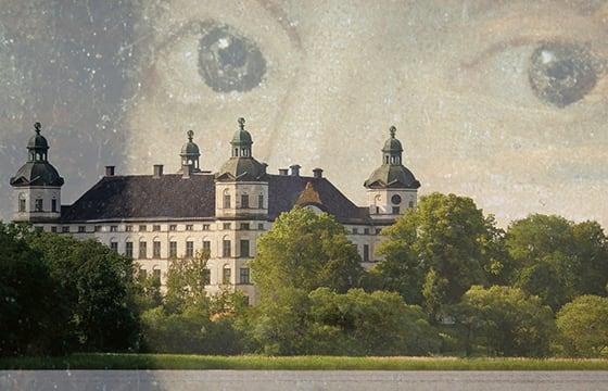 Spökvisningar på Skoklosters slott