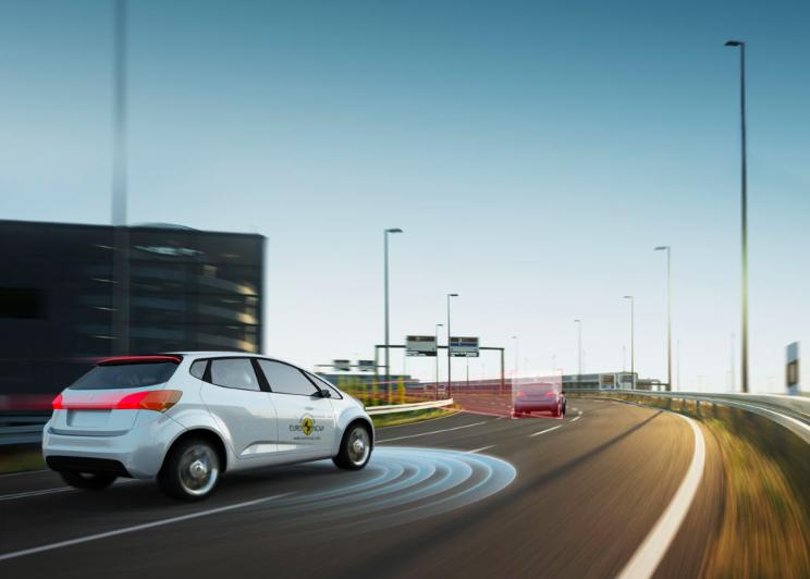 Euro NCAP börjar testa Highway Assist system