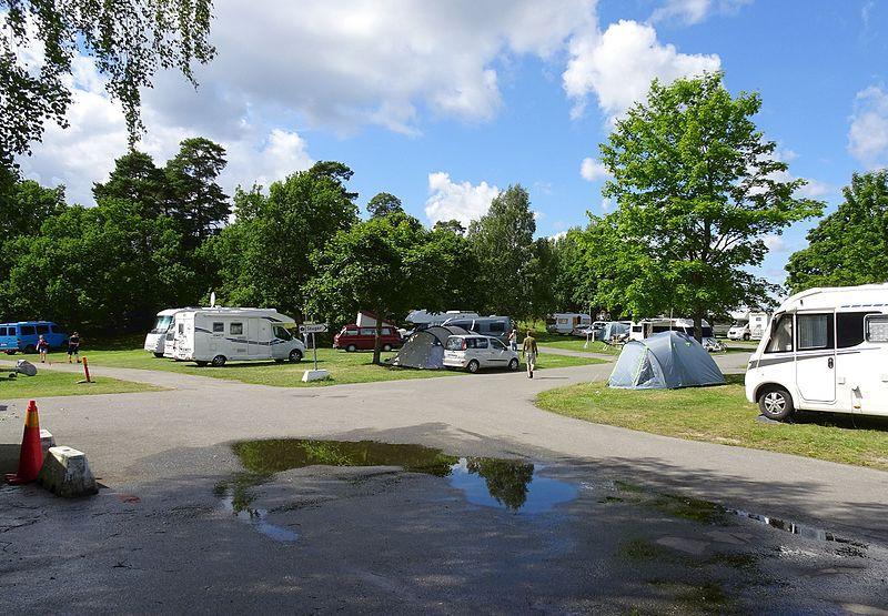 CIVD visar på liten klimatpåverkan av camping