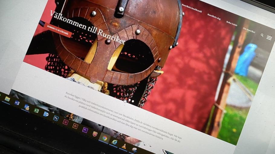 Nu är den nya hemsidan Runriket.se live