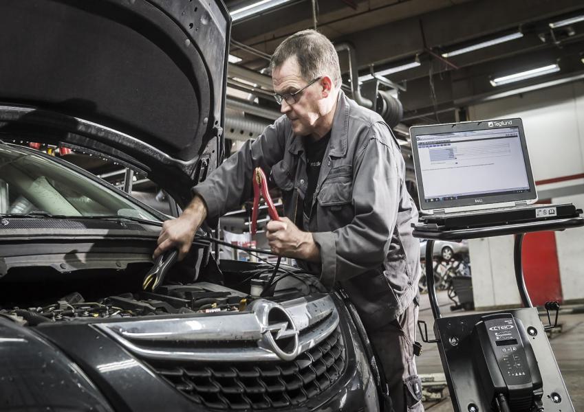 Guide för husbilens behov av batteriladdare
