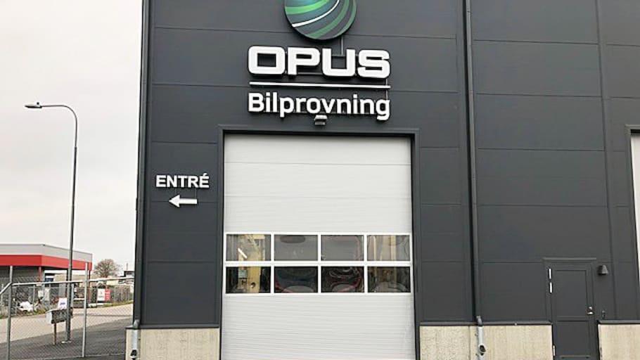 Opus öppnar ny station i Kalmar