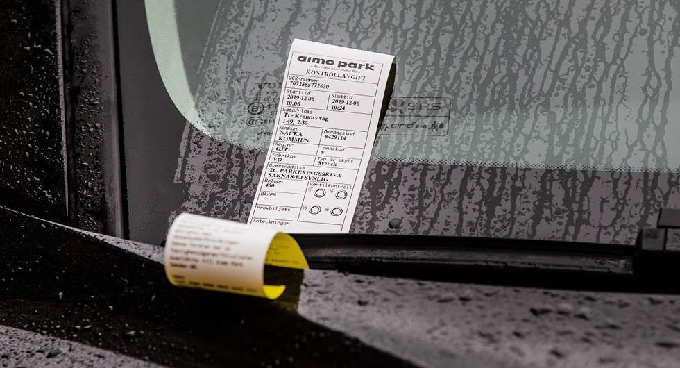 Körförbud för skuldsatta bilar införs