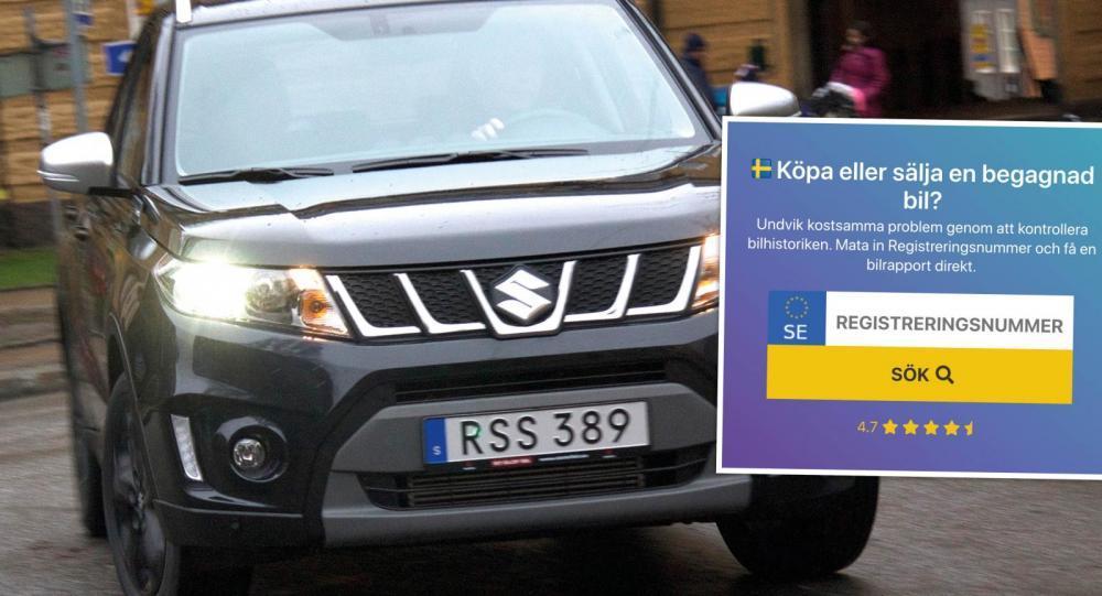 Transportkollen anmäls till Konsumentverket – bilägare lurad att betala