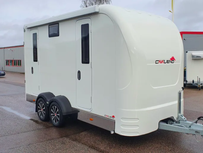 Cavaleno Cruiser: Ny svenskbyggd vagn för aktiv fritid