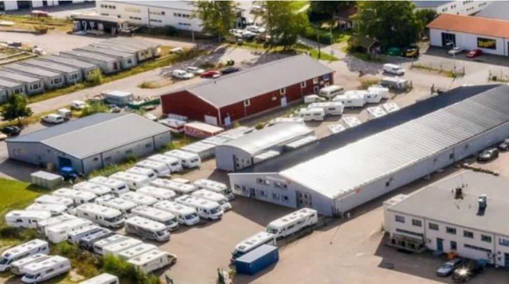 Skoklosters Husbilar & Husvagnar blir ny Bürstner-återförsäljare