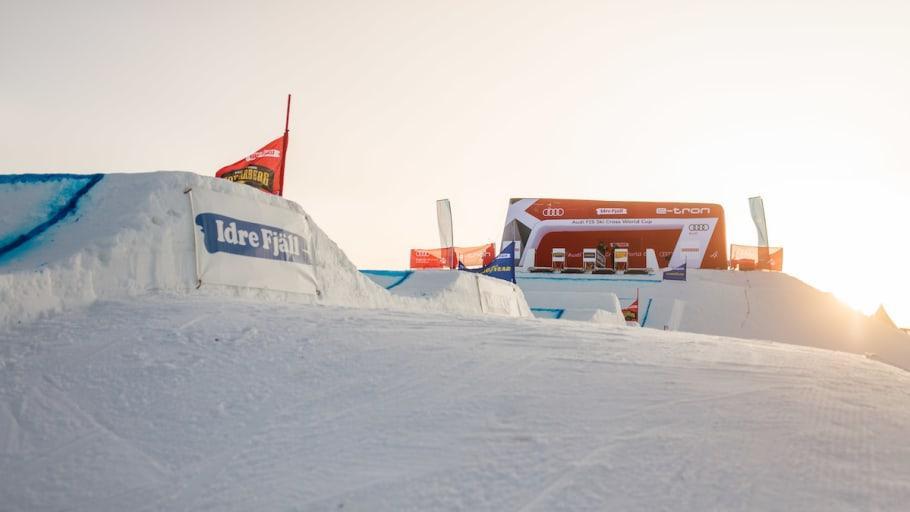 VM i skicross och snowboardcross till Idre