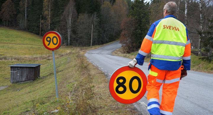 Varierad hastighetsgräns införs