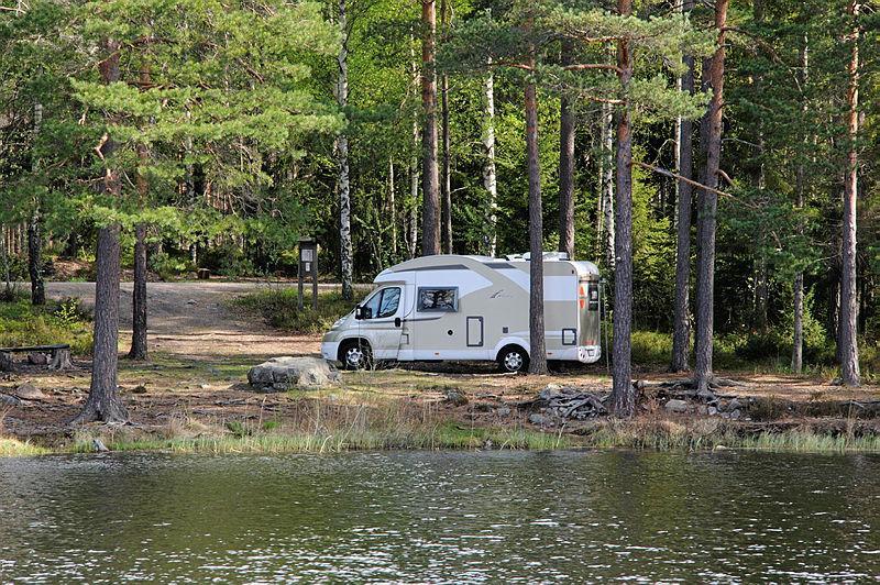 Så här gör du för att starta en ställplats eller en camping