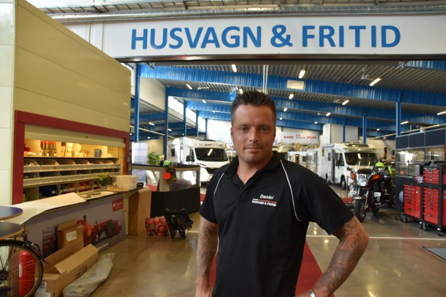 Alvesta Husvagn & Fritid utökar med fyra nya fabrikat